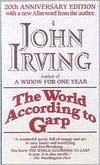 The World According to Garp book written by John Irving