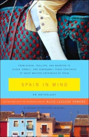 Spain in Mind: An Anthology book written by Alice Leccese Powers