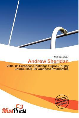 Andrew Sheridan written by Niek Yoan