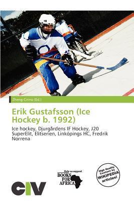 Erik Gustafsson (Ice Hockey B. 1992) written by Zheng Cirino