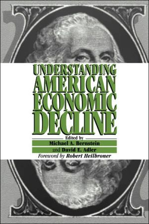 Understanding American Economic Decline book written by Michael A. Bernstein