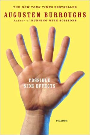 Possible Side Effects book written by Augusten Burroughs