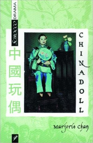 China Doll book written by Marjorie Chan