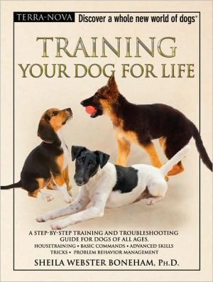 Training Your Dog for Life book written by Sheila Webster Boneham