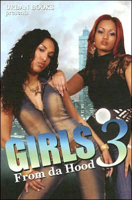 Girls from da Hood 3 book written by Mark Anthony