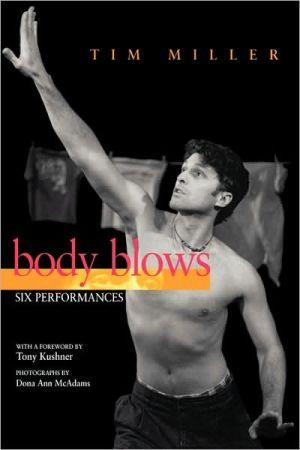 Body Blows book written by Tim Miller