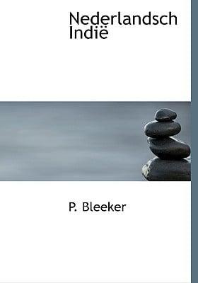 Nederlandsch Indi book written by Bleeker, P.