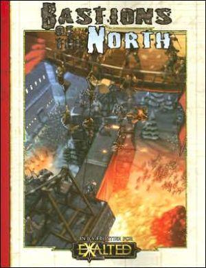 Bastions of the North book written by Kraig Blackwelder
