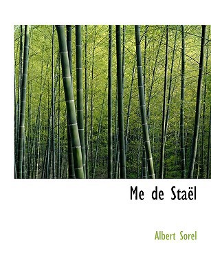 Me de Sta L written by Sorel, Albert