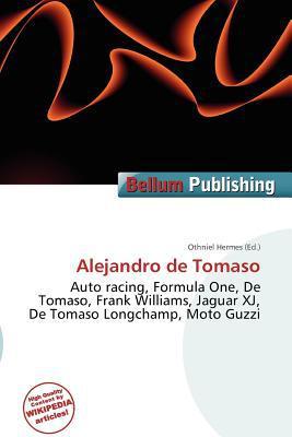 Alejandro de Tomaso written by Othniel Hermes