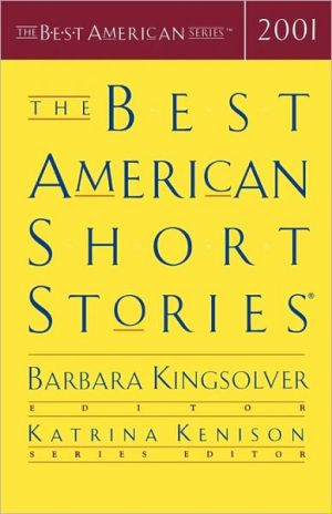 The Best American Short Stories 2001 written by Barbara Kingsolver