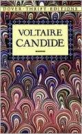 Candide written by Voltaire