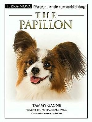 Papillon book written by Tammy Gagne