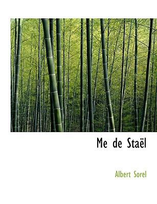 Me de Sta L book written by Sorel, Albert