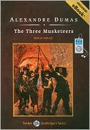 The Three Musketeers book written by Alexandre Dumas