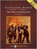 Three Musketeers book written by Alexandre Dumas