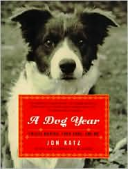 A Dog Year: Rescuing Devon, the Most Troublesome Dog in the World book written by Jon Katz