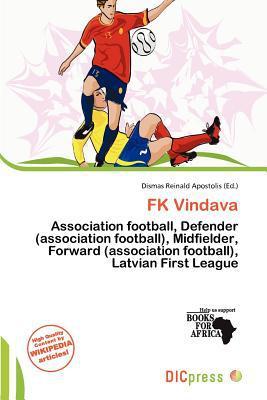 FK Vindava written by Dismas Reinald Apostolis