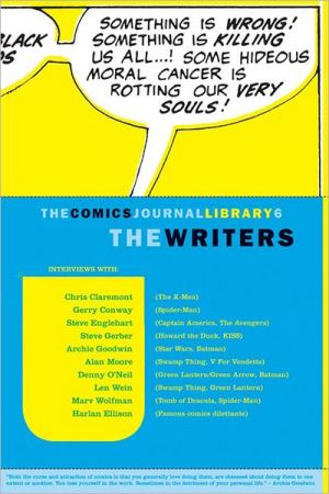 The Comics Journal Library: The Writers book written by Tom Spurgeon