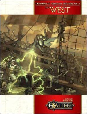West book written by Alan Alexander