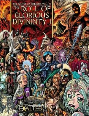 Book of Sorcery 4 - The Roll of Glorious Divinity 1: Gods and Elementals, Vol. 4 written by John Chambers