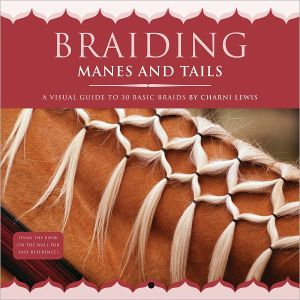 Braiding Manes and Tails book written by Charni Lewis