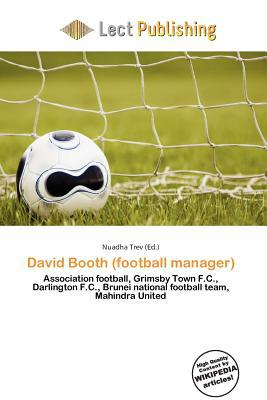 David Booth (Football Manager) written by Nuadha Trev