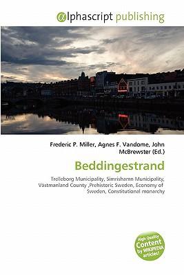 Beddingestrand written by Frederic P. Miller