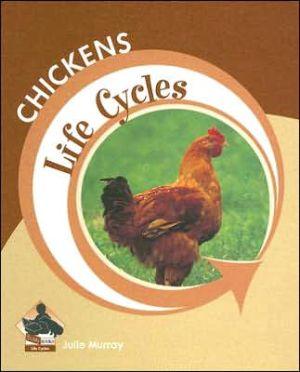 Chickens book written by Julie Murray