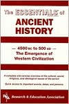 Ancient History: 4500 BC to 500 AD book written by Gordon M. Patterson