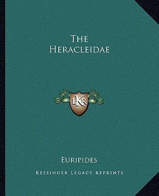 The Heracleidae written by Euripides