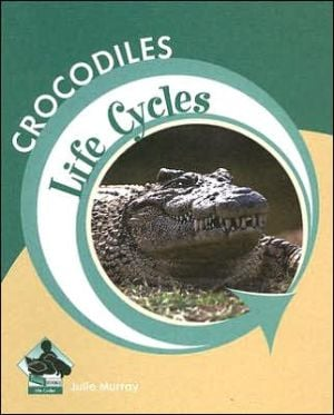 Crocodiles book written by Julie Murray