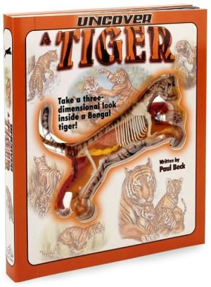 Uncover a Tiger book written by Paul Beck