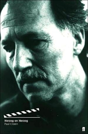 Herzog on Herzog book written by Paul Cronin