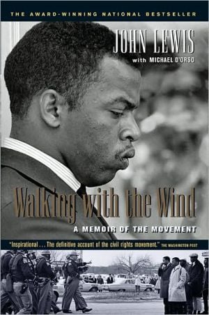 Walking with the Wind: A Memoir of the Movement book written by John Lewis