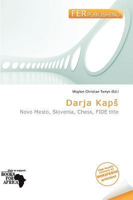 Darja Kap written by Waylon Christian Terryn