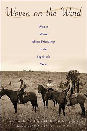 Woven on the wind book written by Linda Hasselstrom,  Gaydell Collier, and  Nancy Curtis