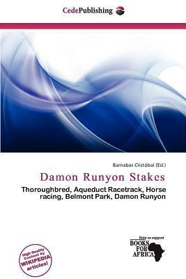 Damon Runyon Stakes written by Barnabas Crist Bal