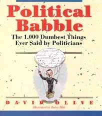 Political babble written by politicians