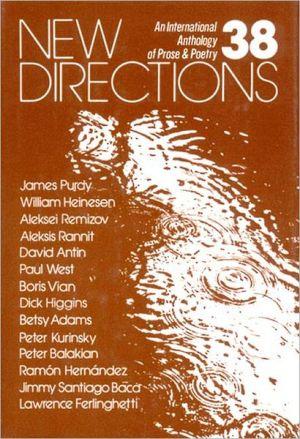 New Directions book written by James Laughlin, Peter Glassgold, Fredrick R. Martin