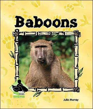 Baboons book written by Julie Murray