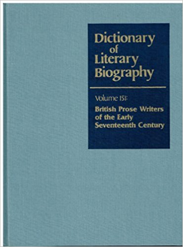 British Prose Writers of the Early Seventeenth Century, Vol. 151 book written by Clayton Lein