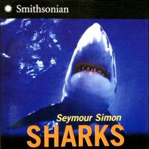 Sharks book written by Seymour Simon