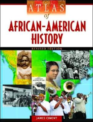 Atlas of African-American History book written by Checkmark Books
