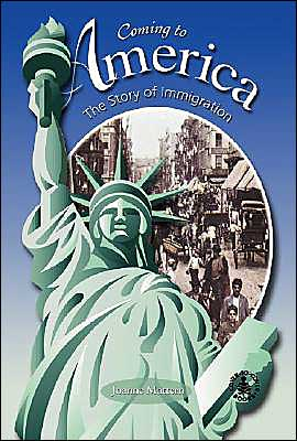 Coming to America: The Story of Immigration book written by Ellen H. Hopkins