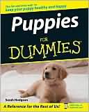 Puppies For Dummies book written by Sarah Hodgson