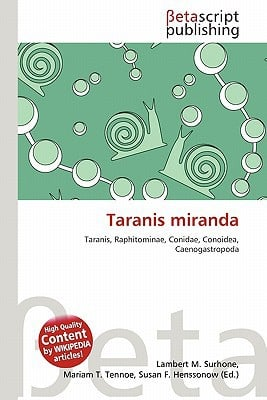 Taranis Miranda written by Lambert M. Surhone