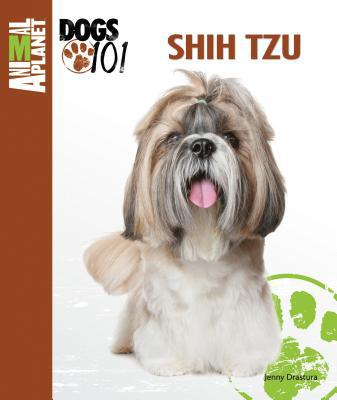 Shih Tzu book written by Drastura, Jenny