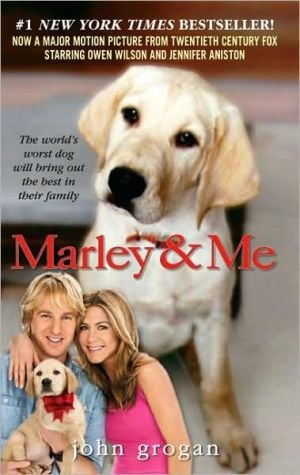Marley and Me book written by John Grogan