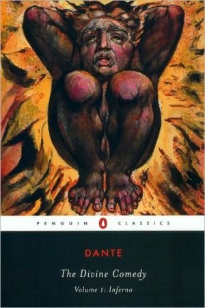 The Divine Comedy, Volume 1: Inferno (Penguin Classics) book written by Dante Alighieri